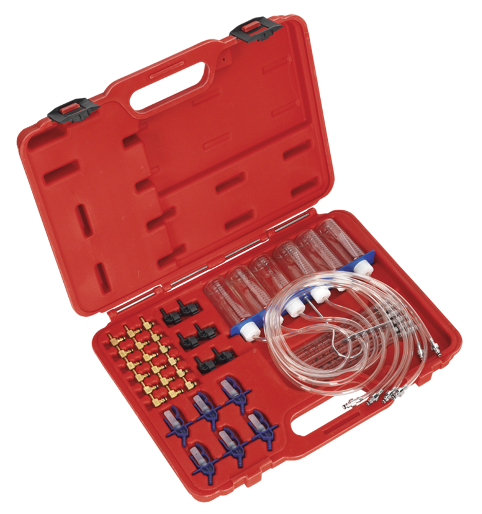Sealey VS2048 Diesel Injection Leak Back Master Kit - 1
