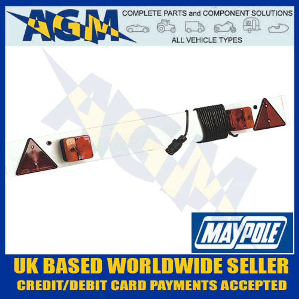 maypole, led, trailer, board, mp8663b, lamp, mp253p