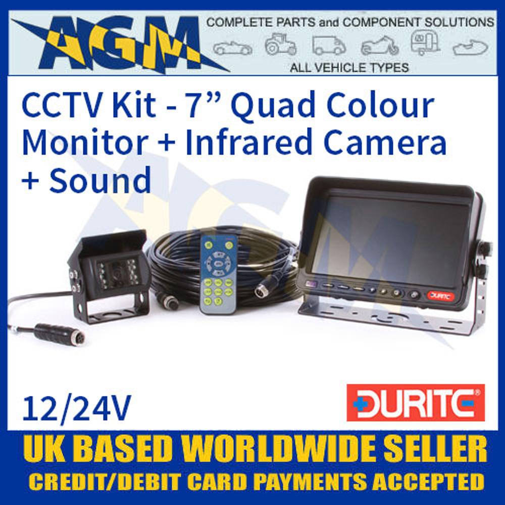 Durite 0-776-37 CCTV Kit