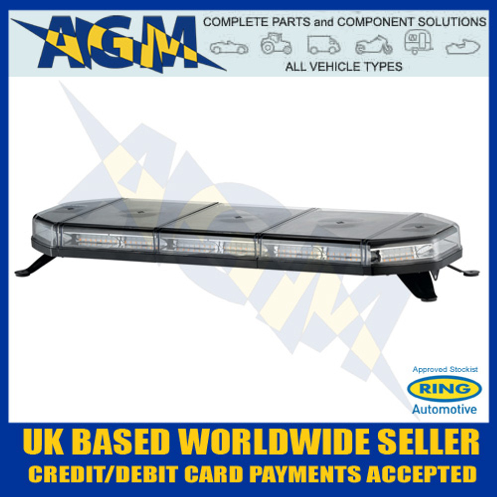 Ring rcv9820 truckmaster led reg 65 beaconlight bar aloadofball Image collections