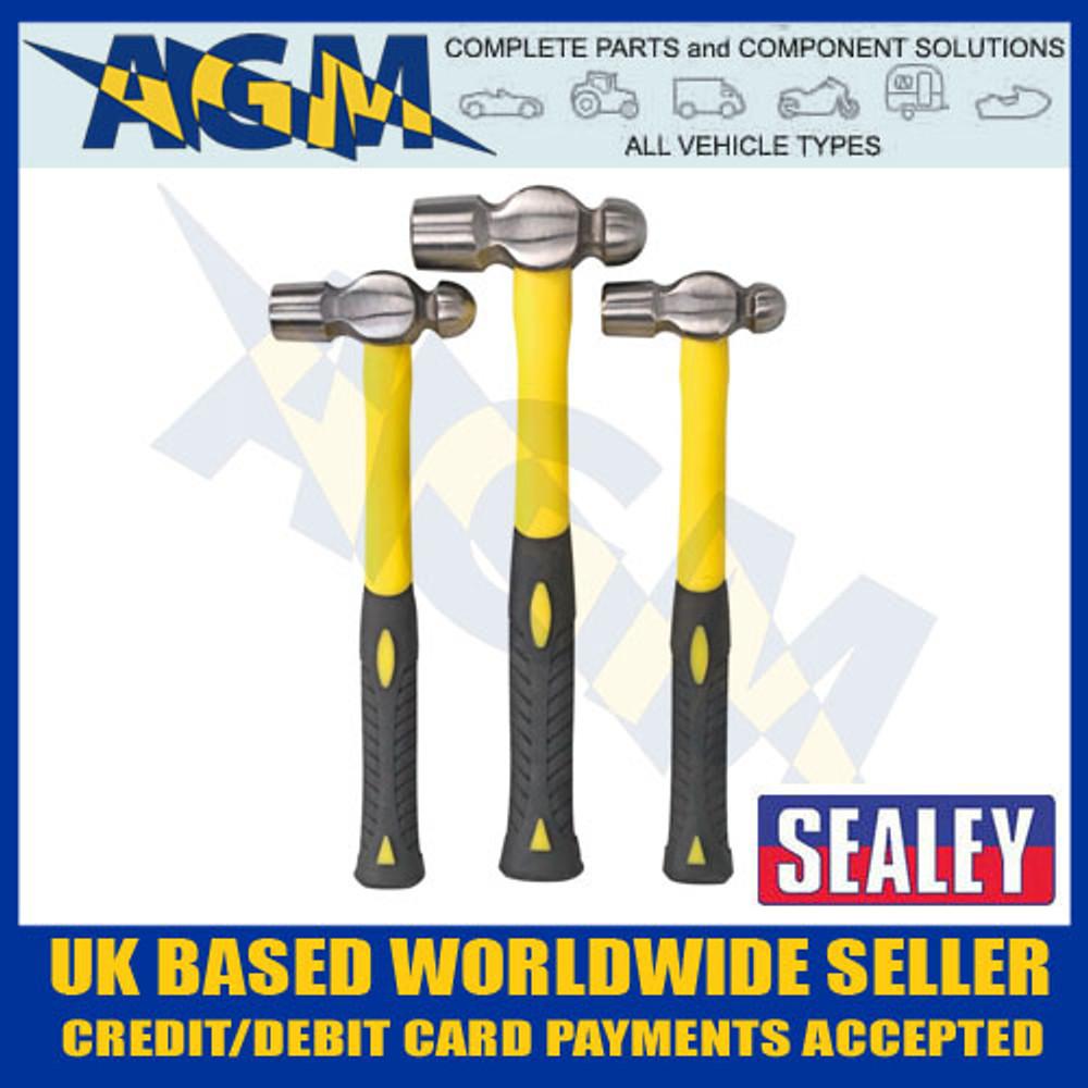 sealey, ak2031, ball, pein, hammer