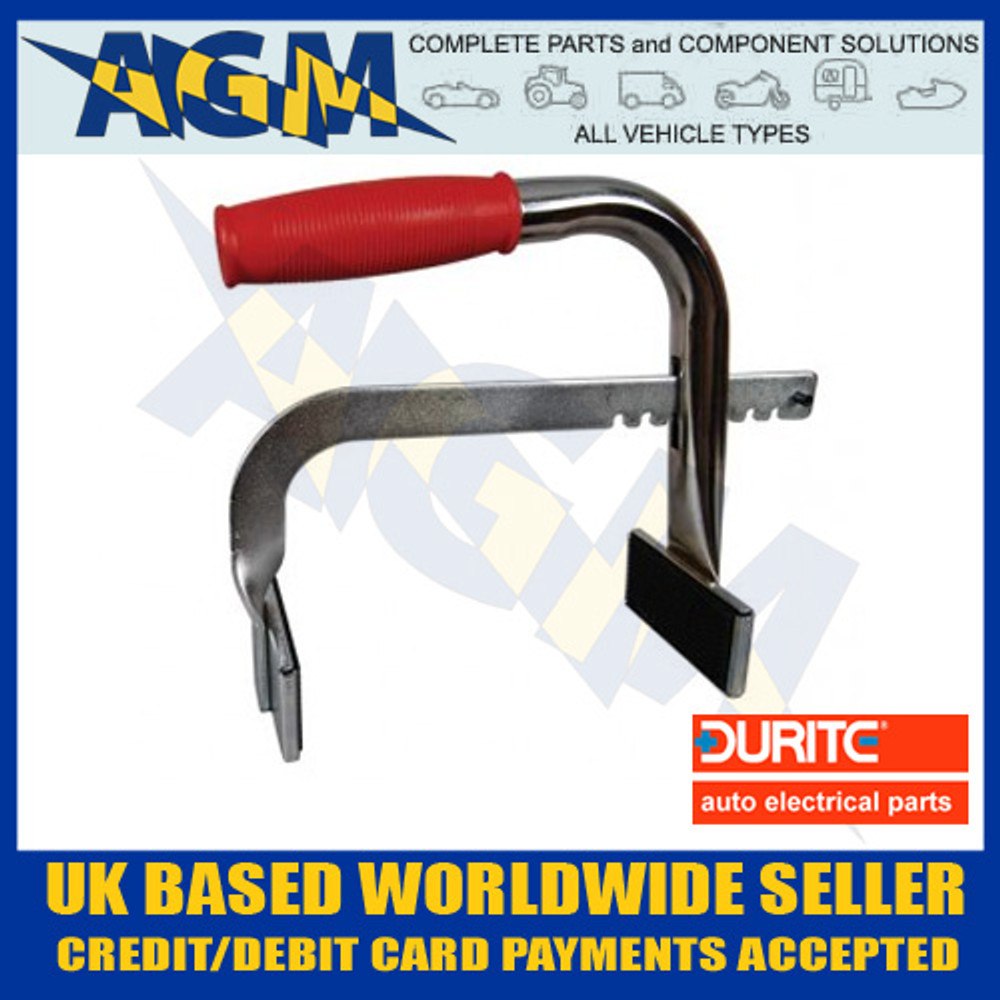 durite, 0-226-02, 022602, steel, cantilever, battery, carrier