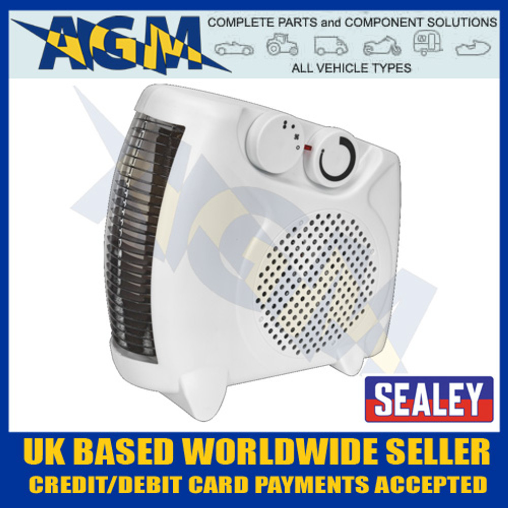sealey, fh2010, 2000w, fan, heater
