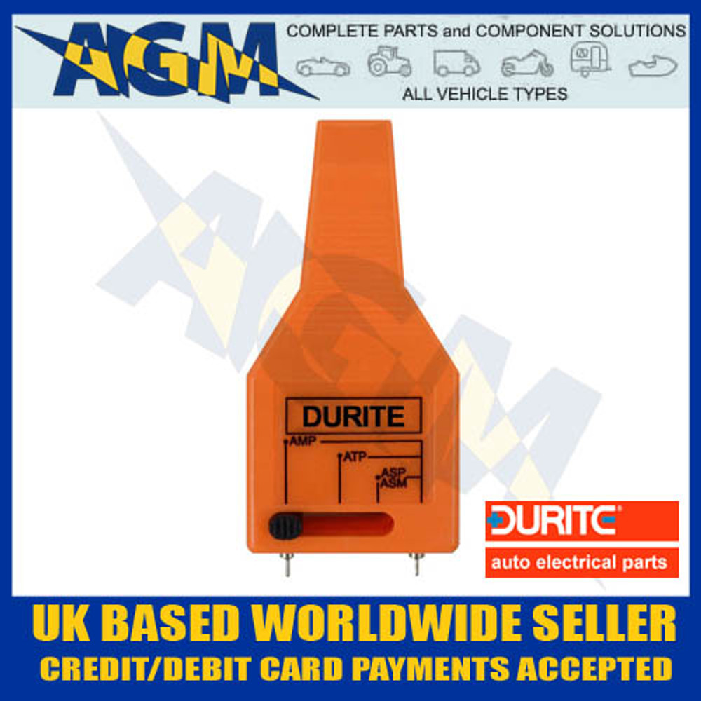 durite, 0-534-29, 053429, combination, fuse, test, puller, led, indicator