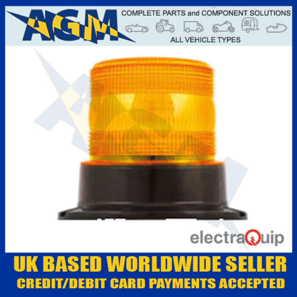 electraquip, eqpr10amb, three, bolt, r10, led, amber, beacon