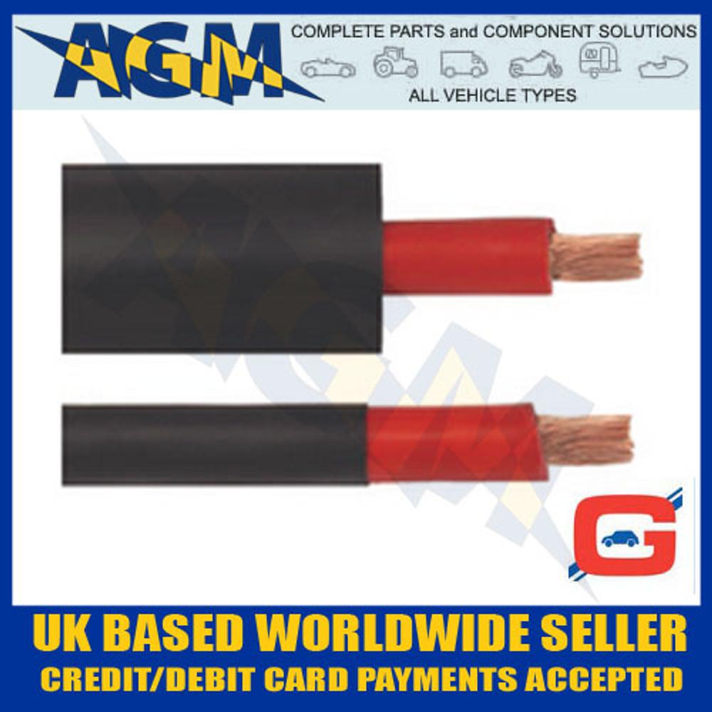 guardian, 2-95bb, black, heat, shrink, sleeving, 5m