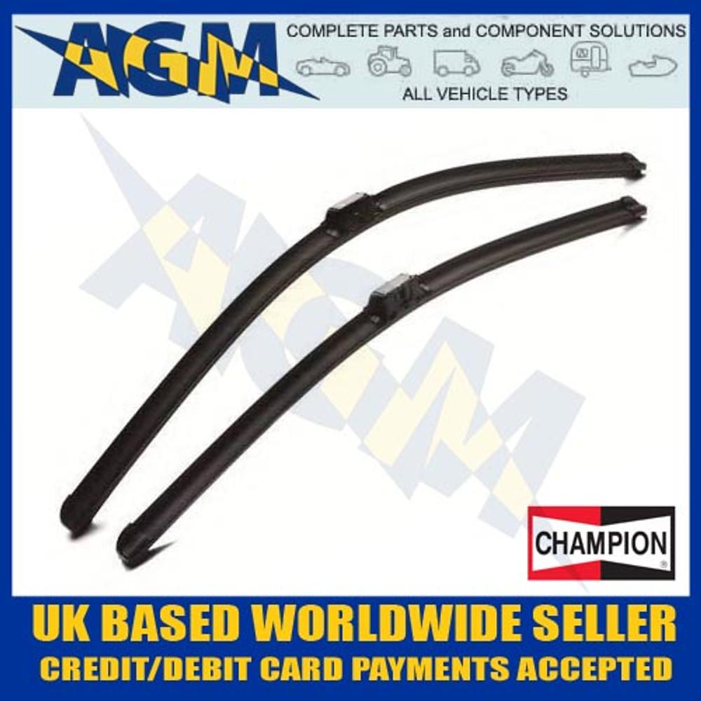 champion, afr6538a, aerovantage, front, wiper, blades