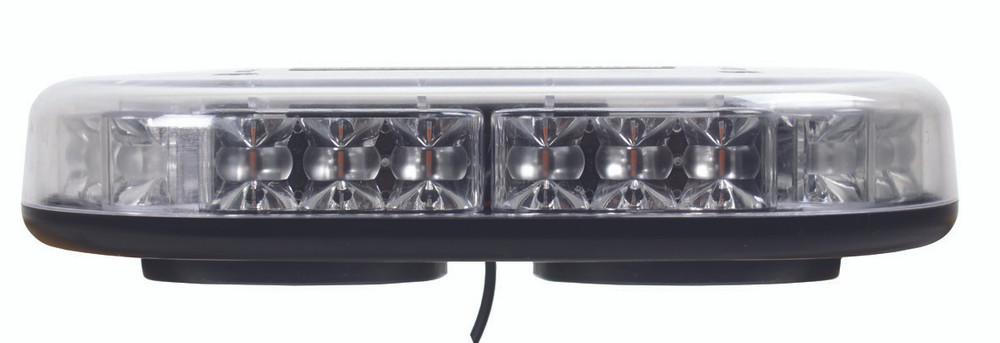 Guardian Automotive Redtronic  AMB117  LED Covert Magnetic Low Profile Beacon Bar