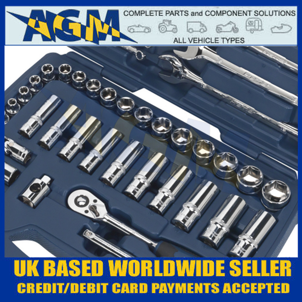 Sealey AK8996 Socket and Spanner