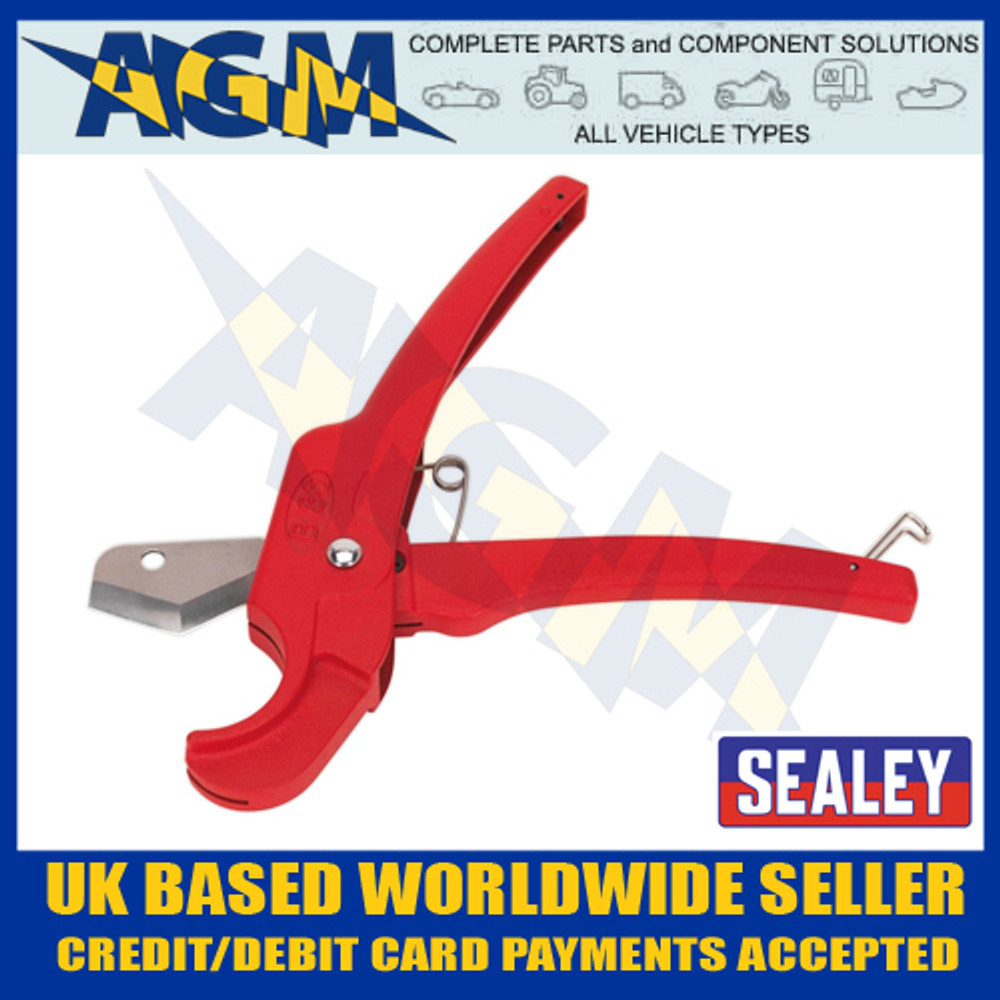 Sealey HCA26 Rubber And Reinforced Hose Cutter