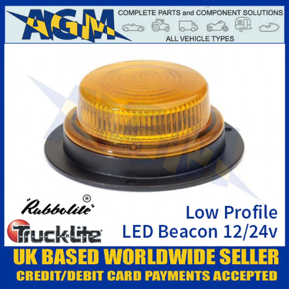 Truck-Lite® SS/11023 Low Profile LED Beacon