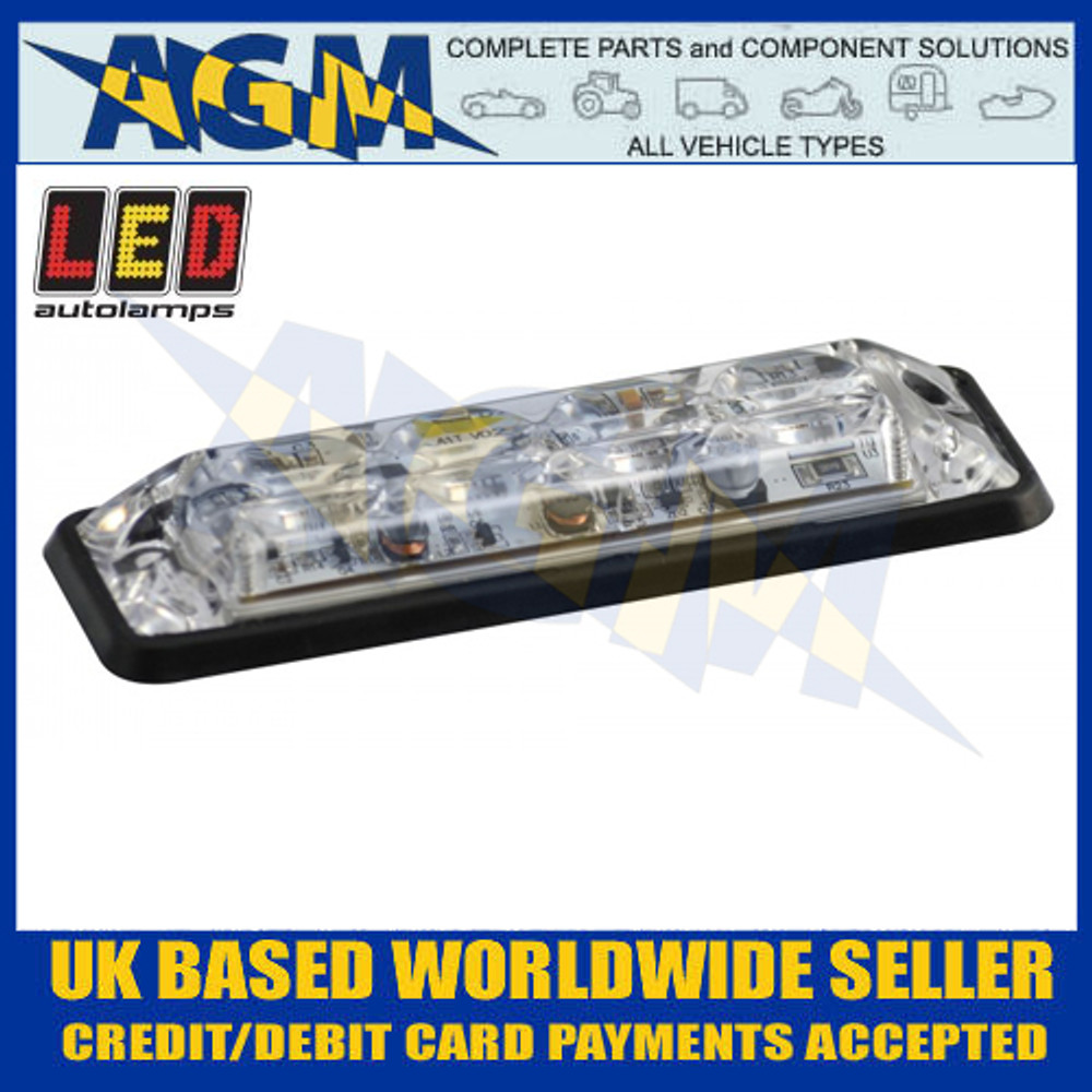 LED Autolamps SSLED4DVB Side View