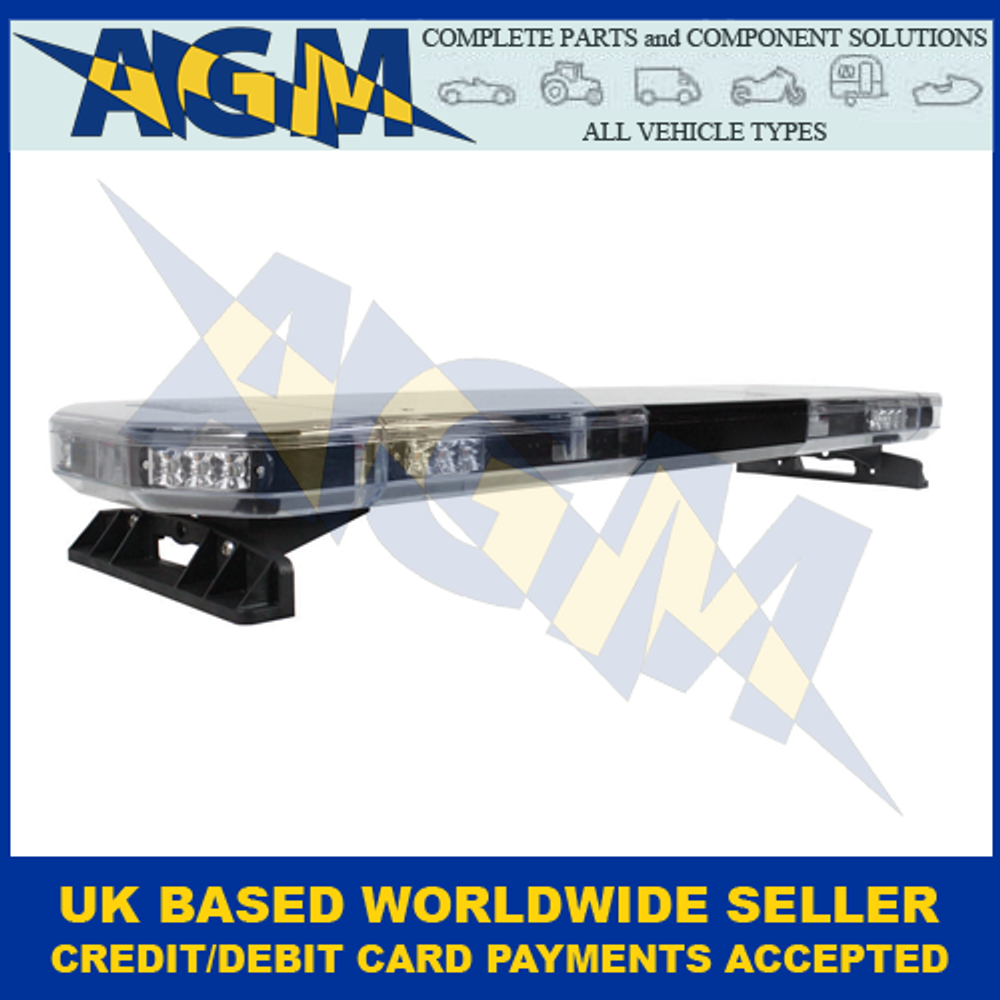 Guardian Automotive Spartan AMB120 LED Low Profile Beacon Bar
