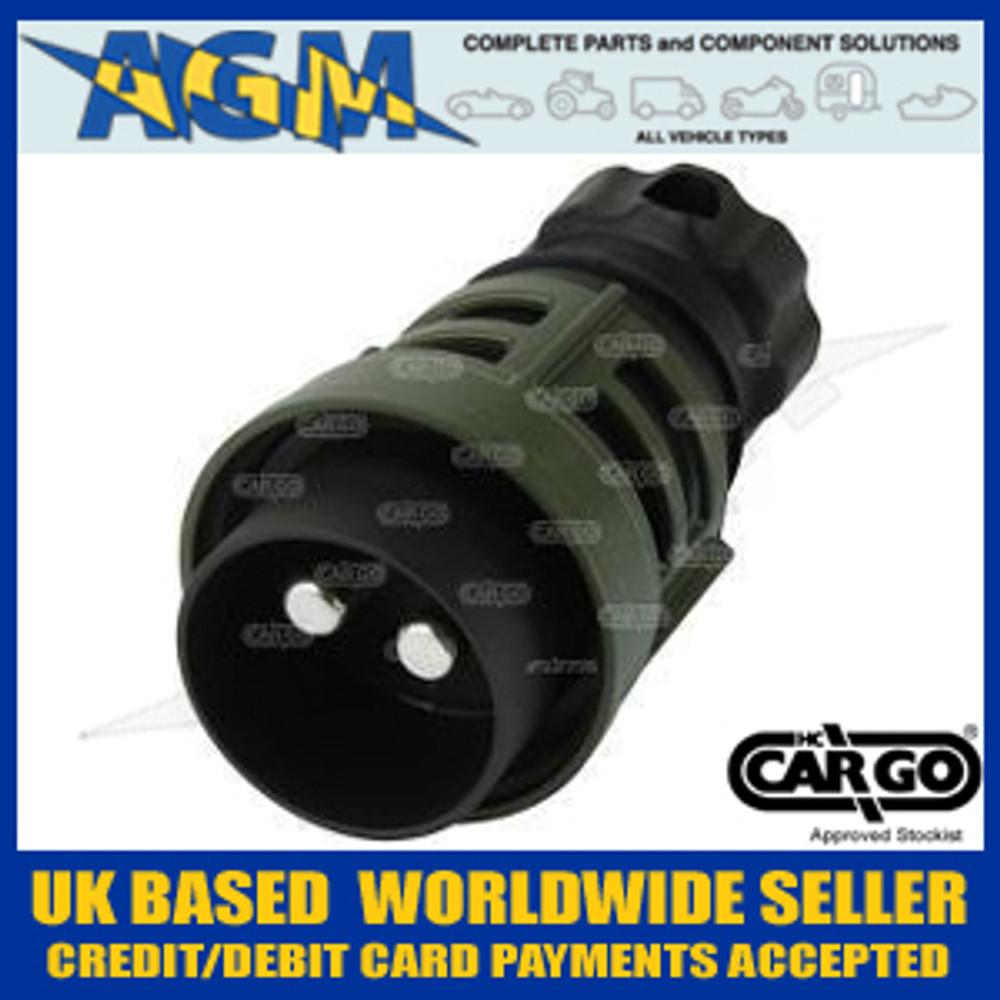 Cargo 181563 Heavy Duty NATO Type Socket Assembly 24v