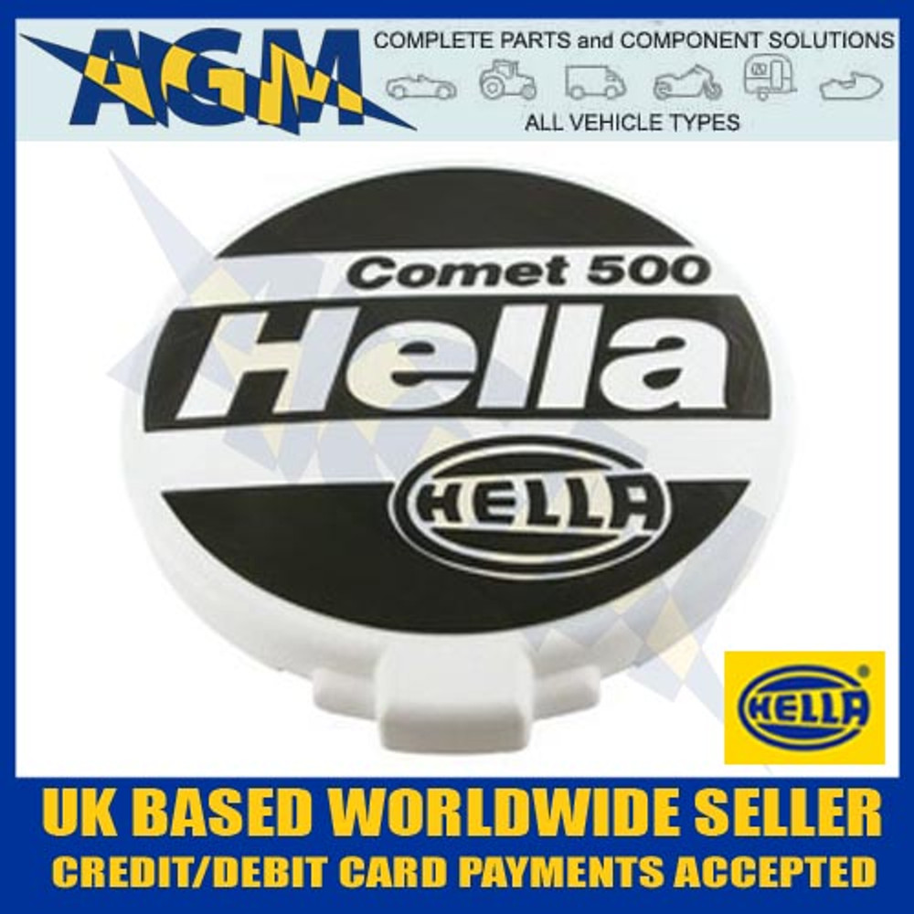 Brand New Hella COMET 500 Protective Cover - Spot Fog Driving Lamp