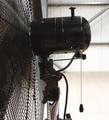 "HVSF30 Industrial High Velocity Pedestal Fan 30"" 230V"