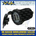 Cargo 181678 Twin USB Power Socket, 12v