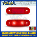 Led Auto-lamps 7922RM2 Rear Outline Marker Lamps