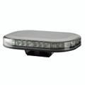 Led Auto-Lamps MLB246R10ABM Single Bolt Led Microbar - Super Low Profile, 12/24v
