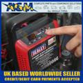 Sealey SDC75 Battery Charger, 6/12 Volt 7.5 Amp 230 Volt