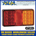 Cargo 171667 Compact LED Rear Lamp with Stop/Tail And Indicator
