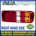 HELLA Replacement RIGHT Lens for 2VP340930 and 2VP340932 Trailer Lamps