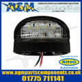 Ring RCT786 4 LED Number Plate Lamp/Light 12/24v