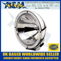Hella 1F8 007 560-311 Chrome Luminator Clear Driving Lamp inc Daytime Running Light 12/24V