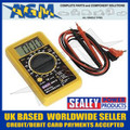 Sealey MM19 Digital Multimeter with 7 Function Test Multi Meter