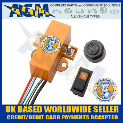 Amber Valley AVPP24VR 24V Battery Power Protector Cut Off