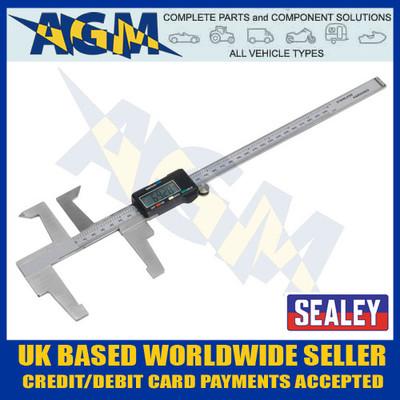 sealey, vs0567, digital, brake, disc, drum, measuring, gauge, caliper