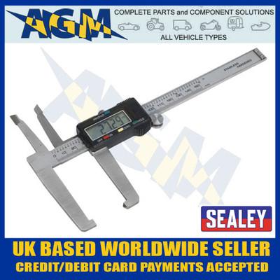 sealey, vs0566, digital, brake, disc, measuring , gauge, caliper