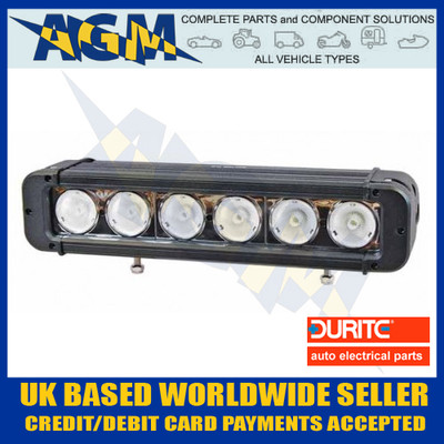 durite, 042090, 0-420-90, 12v, 24v, 10w, led, flood, work, light, bar