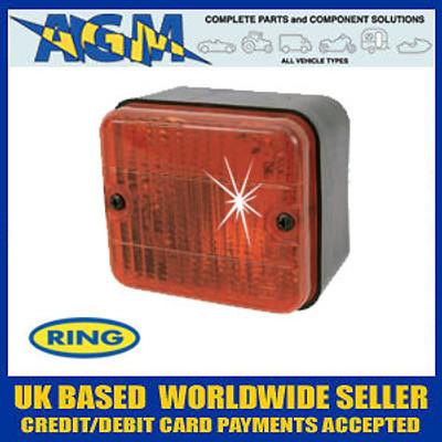 Ring RL014 Rear Guard Fog Light - Flush or Bracket Mount