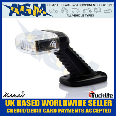 Trucklite Rubbolite Signal Stat SS/61011 LH Rear Corner LED Stalk Lamp