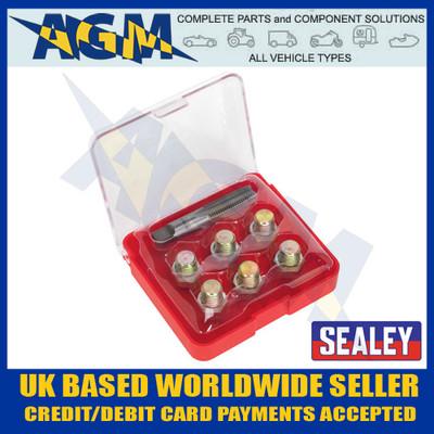 sealey, vs613, sump, oil, drain, plug, thread, repair, kit