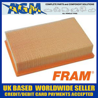 FRAM CA8919 Panel Air Filter for FORD Transit 2.0Di (2000 on)