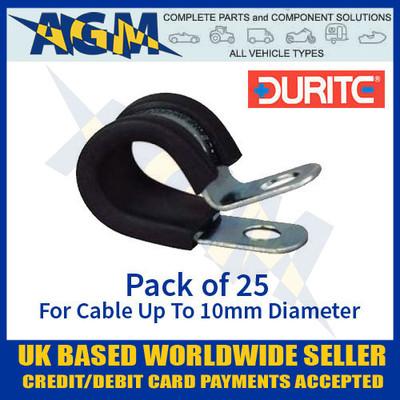 durite, 0-002-83, 000283, pclip, clip, cable