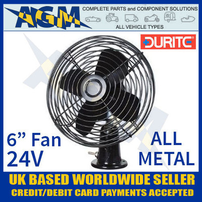 durite, 021094, 0-210-94, vehicle, 24v, metal, fan
