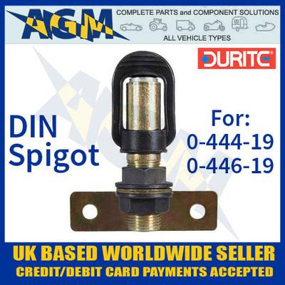0-445-19, 044519, din, durite, spigot, vertical, mounting