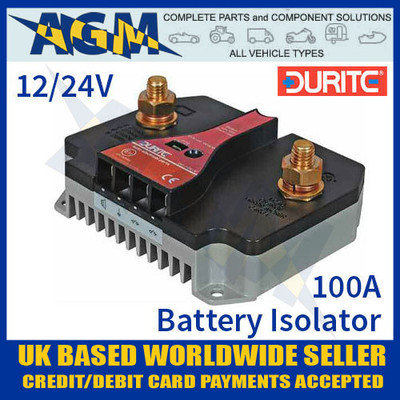 0-852-10, 12v, 24v, 100a, battery, guard, disconnect
