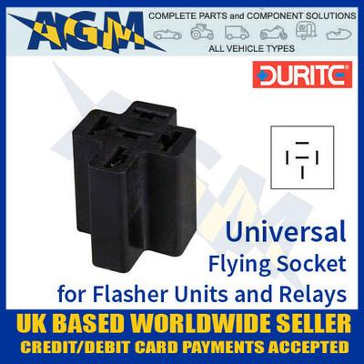 durite, 0-729-02, 072902, flying, socket, flasher, relay