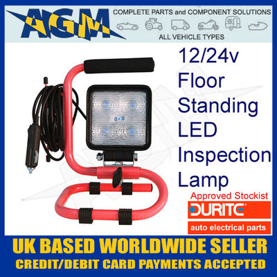 0-541-20 12V-24V Floor Standing LED Inspection Lamp/Light