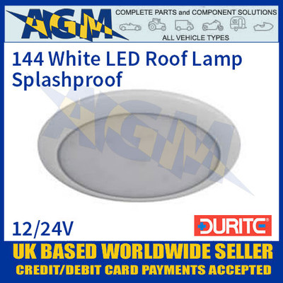Durite 0-668-40 Roof Lamp