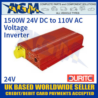 0-856-66 Durite Voltage Inverter