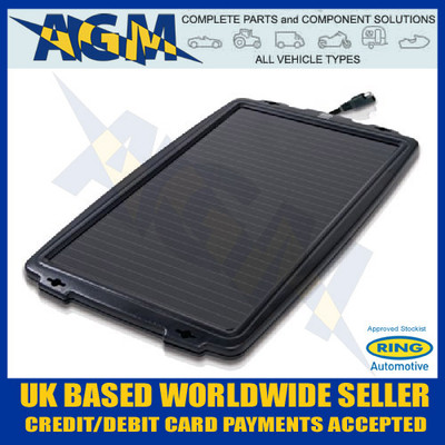 Ring Automotive RSP240 2.4W 12V Solar Panel