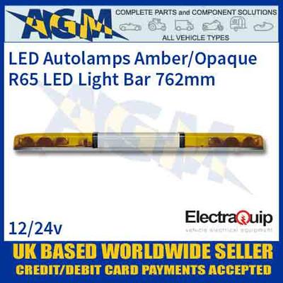 EQLB362WA/O LED Lighter Amber/Opaque Twin Light Module 3ft/915mm