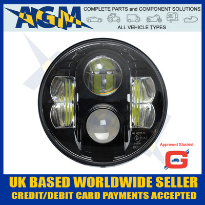 "guardian, sb1led, led, 7"", sealed beam, head, light"