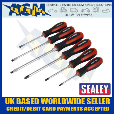 sealey, ak4932, hammer, thru, screwdriver