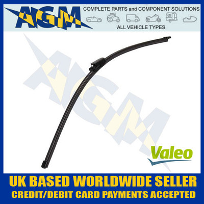 valeo, silencio, rear, wiper, blade, vm251, 574330